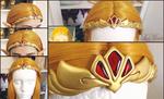 PROGRESS: Princess Zelda's Crown from BOTW