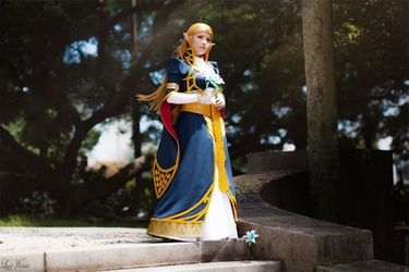 Silent princess by LayzeMichelle