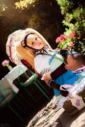 Princess Agitha from Twilight Princess~ by LayzeMichelle