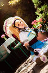 Princess Agitha from Twilight Princess~