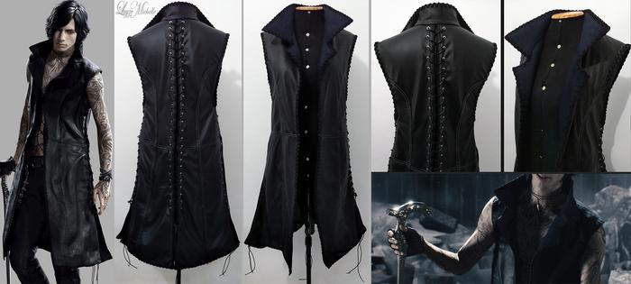 V's coat from DMC 5