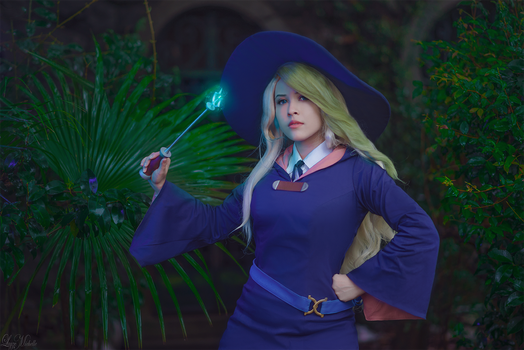 Diana Cavendish Cosplay | Little Witch Academia