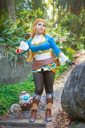 Zelda with Terrako!