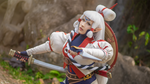 Young Impa Cosplay | Age of Calamity by LayzeMichelle
