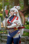 Young Impa by LayzeMichelle