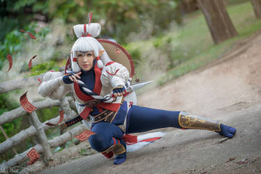 Young Impa Cosplay | Age of Calamity