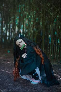 Kamado Nezuko Cosplay | Kimetsu no Yaiba