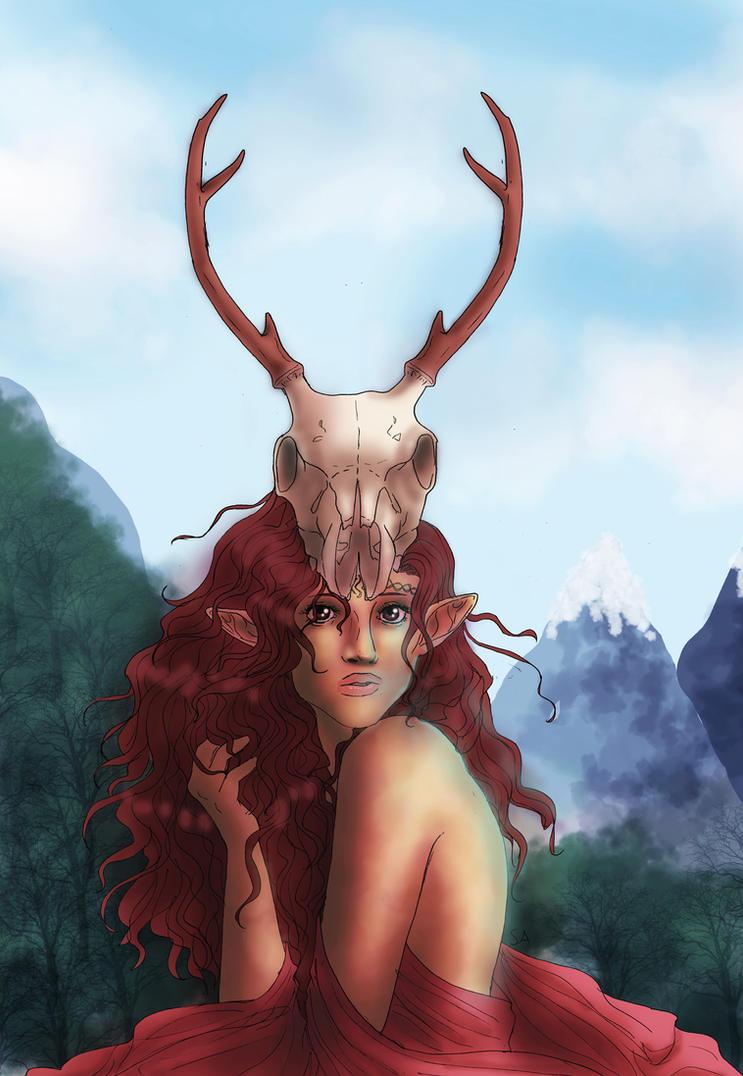 SOAH - Totem Spirit by PetiteLilen
