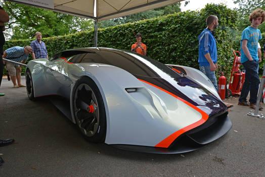 Aston Martin, GT 6 concept car