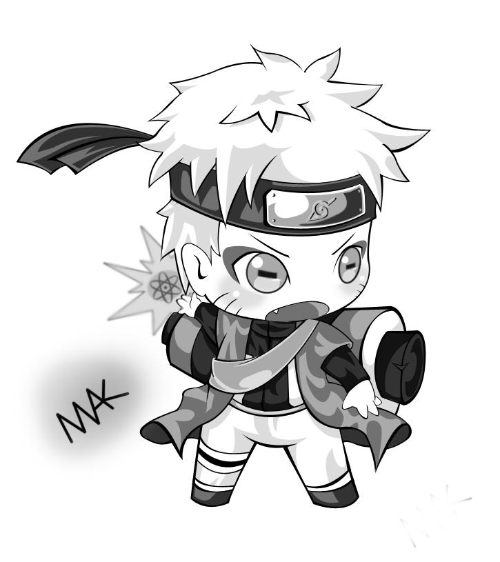 Naruto Sage Mode Chibi :3 by montaur27 on DeviantArt