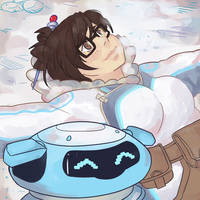 Mei (happy 2018) by Handyheart