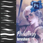 Default Brush Set (NEW ONE AVAILABLE)