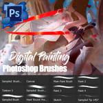 New Default Photoshop Brushes
