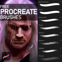 Free Procreate Brushes