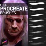 Free Procreate Brushes