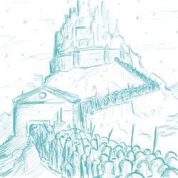 Dream 2016-01-10: Winter Fortress