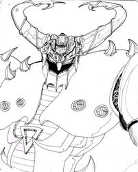 Escorpion by JLKometa