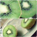 Green? Yes a Kiwi by Janinedingx3