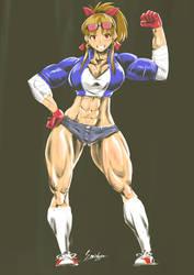 Ichika - Sora wa Chimidoro by kaisai134