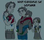 Batman's Adopted Kids