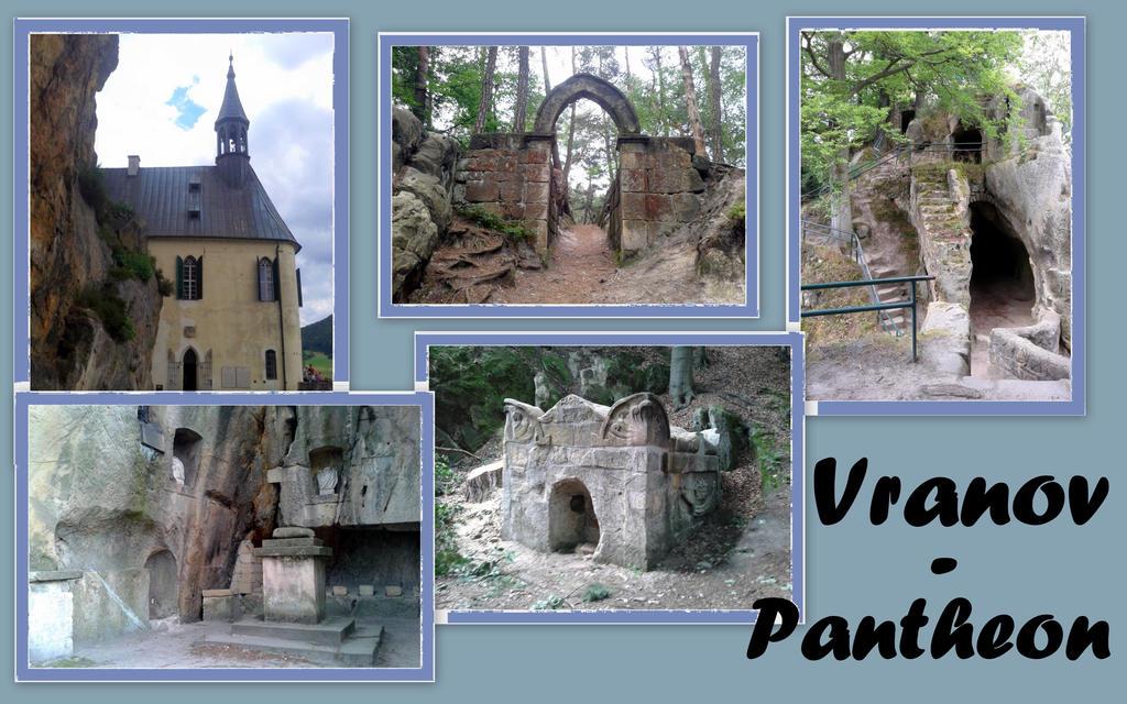 Castle Vranov - Pantheon by NimwenSiradon