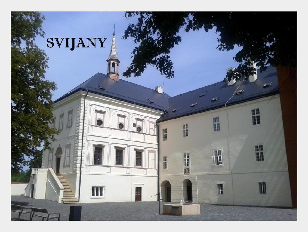 Castle Svijany by NimwenSiradon