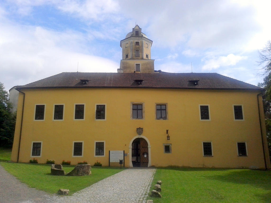 Castle Malenovice by NimwenSiradon