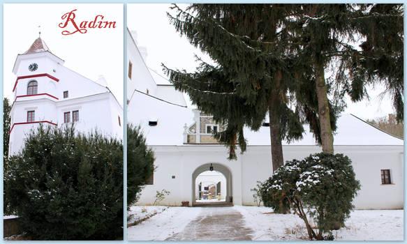 Castle Radim