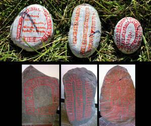 Little rune stones