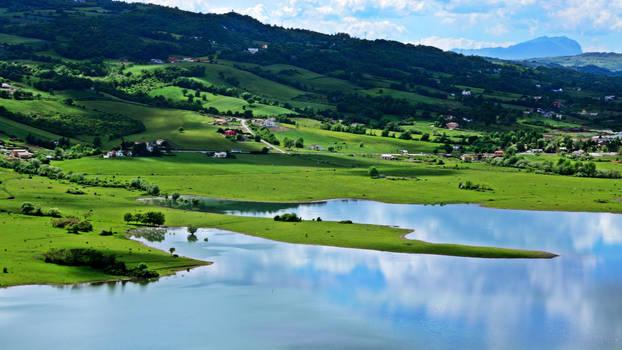 Lago di Conza