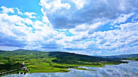 Conza's Lake