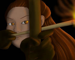Arya Stark by SmileyElf