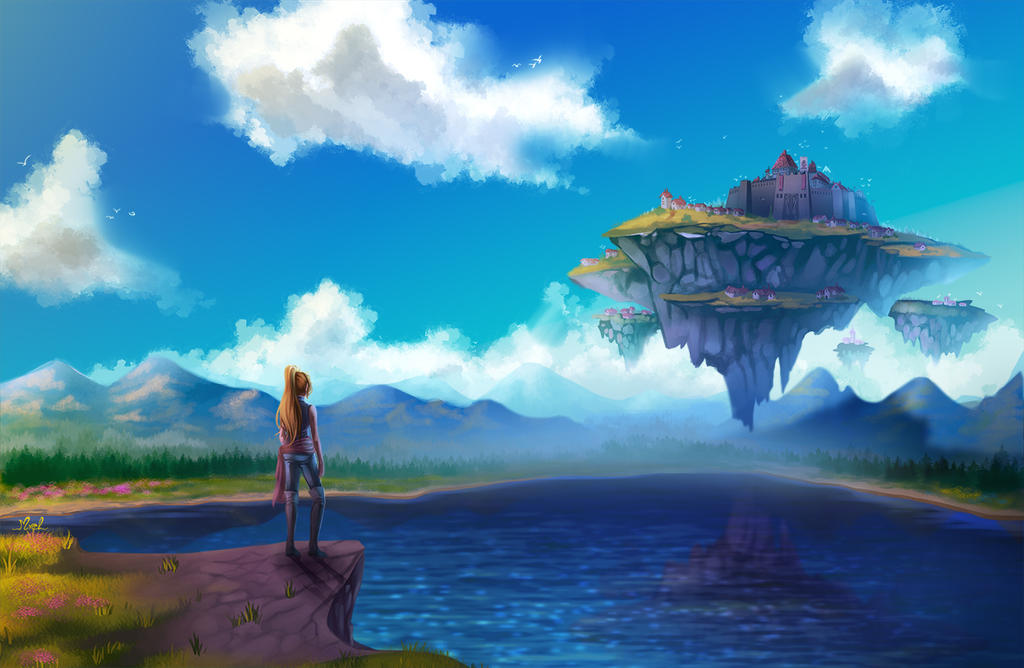Place to return by Mireru-san