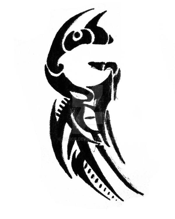 Tribal Dragon Tattoo Designs Pictures