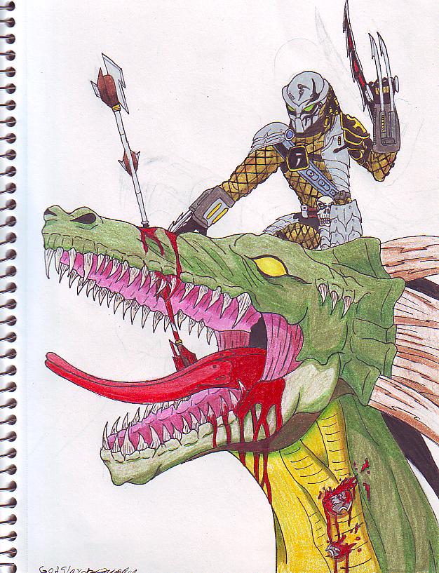 GodSlayer by The-Predator-Club
