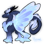 Naiomi MYO 064 butterfly dragon Aleum approved