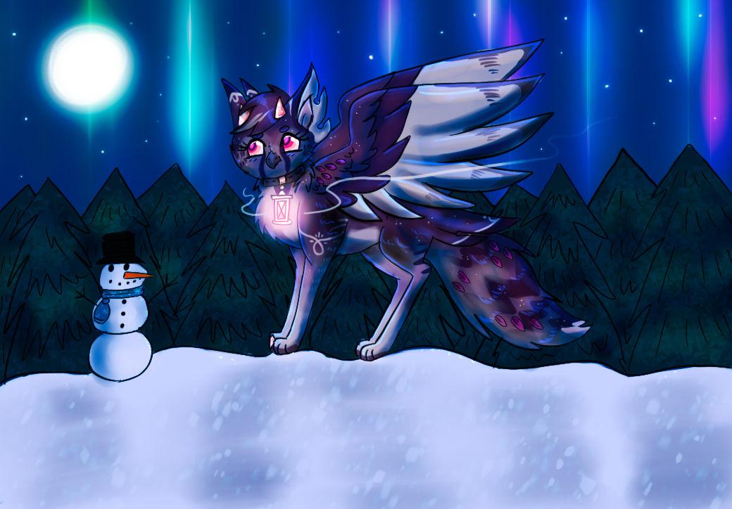 Owline Secret Santa for topazowl
