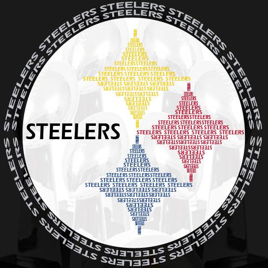 Steelers Typography by ashleymnolan