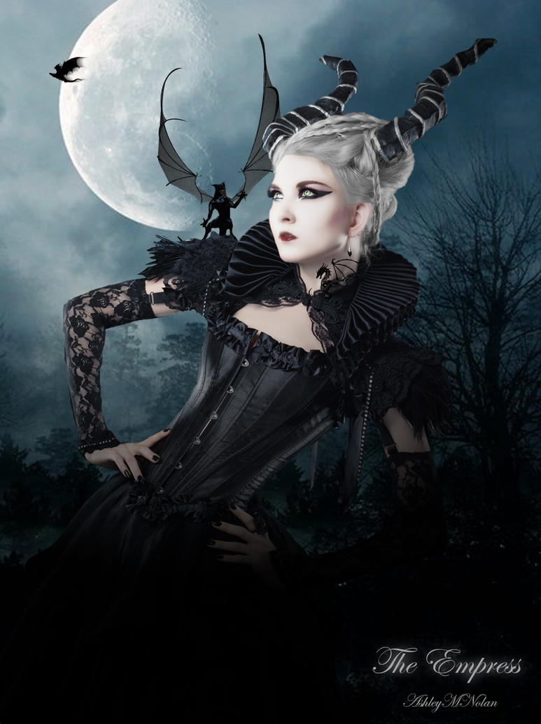 The Empress by ashleymnolan