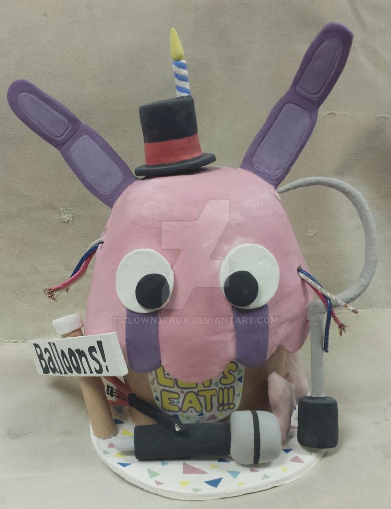 Fnaf Teapot by clown3tada