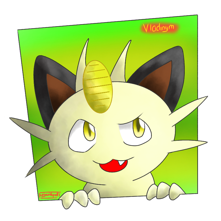 [Request] Meowth ! by Laywithfull