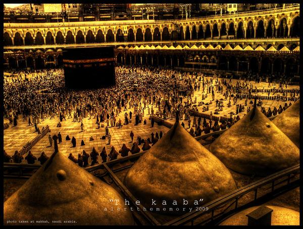 The kaaba