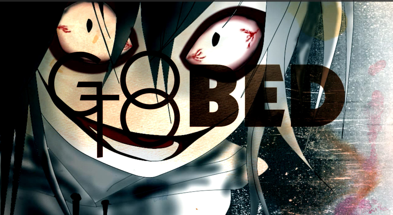 jeff the killer go to bed wallpaper by gypsypictures on