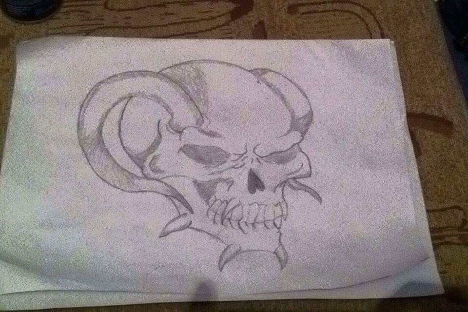 Skulls by GhostArtWorks