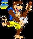 Banjo on the Banjo