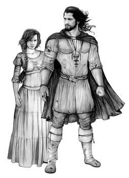Sarene and Kanderil