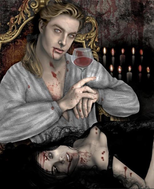 Lestat by LathronAniron