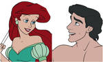 Ariel and Eric WIP Preview