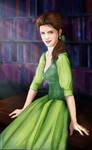 Emma Watson is Belle