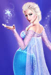 Queen of Arendelle (close up)